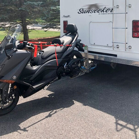 Motorcycle Tow Hitches